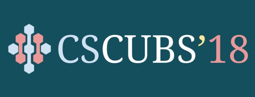 CSCUBS 2018