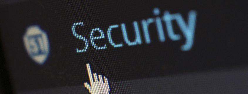 Bildhintergrund IT-Security